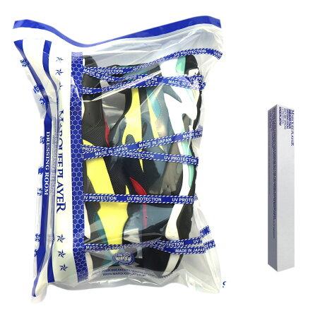 マーキープレイヤー MARQUEE PLAYER スニーカー保管用パック 5枚set シューズケース 保存袋 シューズバッグ シューケア シューズケア ケア用品 SNEAKER PACK DRESSING ROOM MP007 [9/24 再入荷]