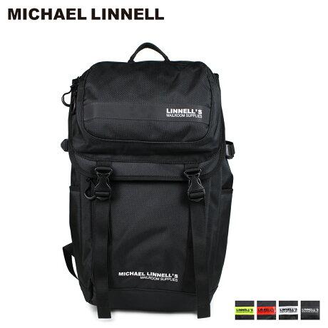 マイケルリンネル MICHAEL LINNELL リュック バッグ 27L メンズ レディース バックパック DOUBLE DECKER ML-018 [2/18 追加入荷]