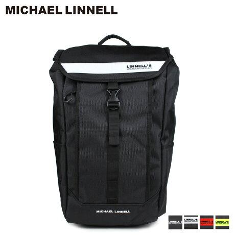 マイケルリンネル MICHAEL LINNELL リュック バッグ 28L メンズ レディース バックパック BOX BACKPACK ML-025 [2/18 追加入荷]