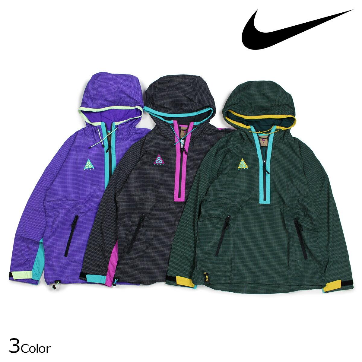 メンズファッション, コート・ジャケット NIKE ACG WOVEN HOOD ANORAK JACKET 931907