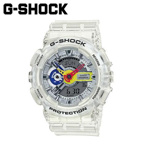 カシオ CASIO G-SHOCK 腕時計 GA-110FRG-7AJR A$AP Ferg エイサップ ファーグ コラボ メンズ レディース クリア [2/15 再入荷]