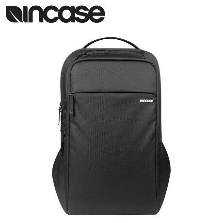 INCASE インケース リュック バッグ バッグパック メンズ レディース ICON SLIM PACK ブラック CL55535 [1/22 再入荷]