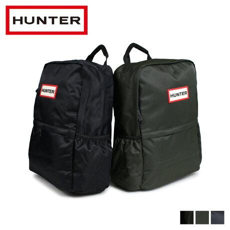 ハンター HUNTER リュック バックパック レディース メンズ ORIGINAL NYLON BACKPACK ブラック ダークオリーブ UBB6028KBM [2/20 新入荷]