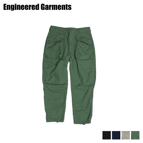 エンジニアドガーメンツ ENGINEERED GARMENTS パンツ カーゴパンツ メンズ NORWEGIAN PANT ブラック カーキ オリーブ 19SF007 [3/28 新入荷]