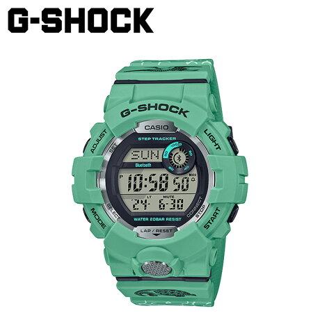 カシオ CASIO G-SHOCK 腕時計 GBD-800SLG-3JR 七福神 福禄寿モデル ジーショック Gショック G-ショック メンズ レディース ライトグリーン [3/8 新入荷]