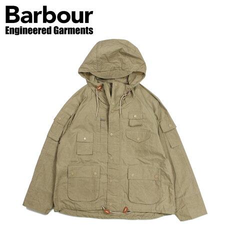 バブアー Barbour エンジニアードガーメンツ ENGINEERED GARMENTS ジャケット マウンテンパーカー トンプソン THOMPSON JACKET コラボ ベージュ MCA0597KH51 [3/28 新入荷]