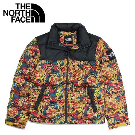 ノースフェイス THE NORTH FACE ダウン ヌプシ ジャケット メンズ レディース 1992 NUPTSE JACKET マルチカラー T92ZWE9XP [予約商品 3/28頃入荷予定 新入荷]