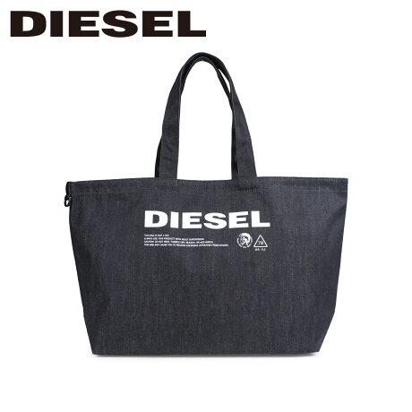ディーゼル DIESEL バッグ トートバッグ メンズ レディース D-THISBAG SHOPPER L ダークネイビー X05513 PR413 [3/12 新入荷]