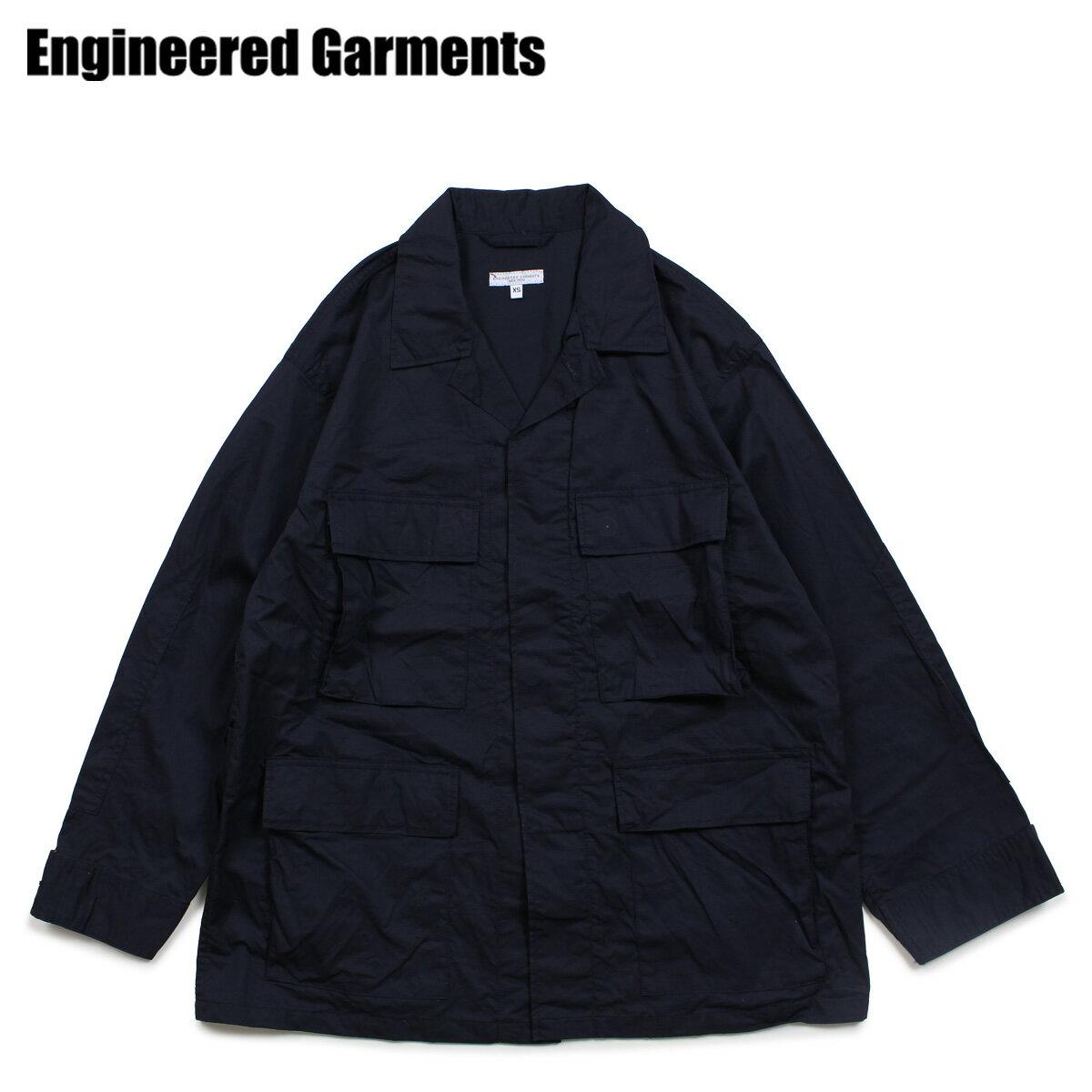 メンズファッション, コート・ジャケット  ENGINEERED GARMENTS BDU JACKET 19SD002NV