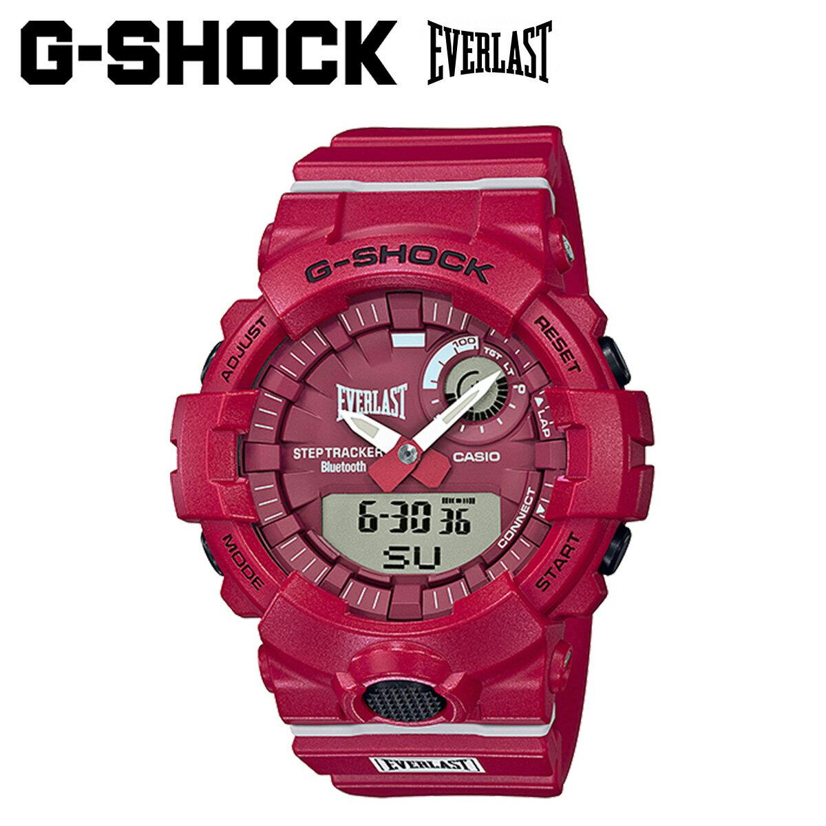 腕時計, メンズ腕時計 600OFF CASIO G-SHOCK GBA-800EL-4AJR G-SQUAD EVERLAST G G-