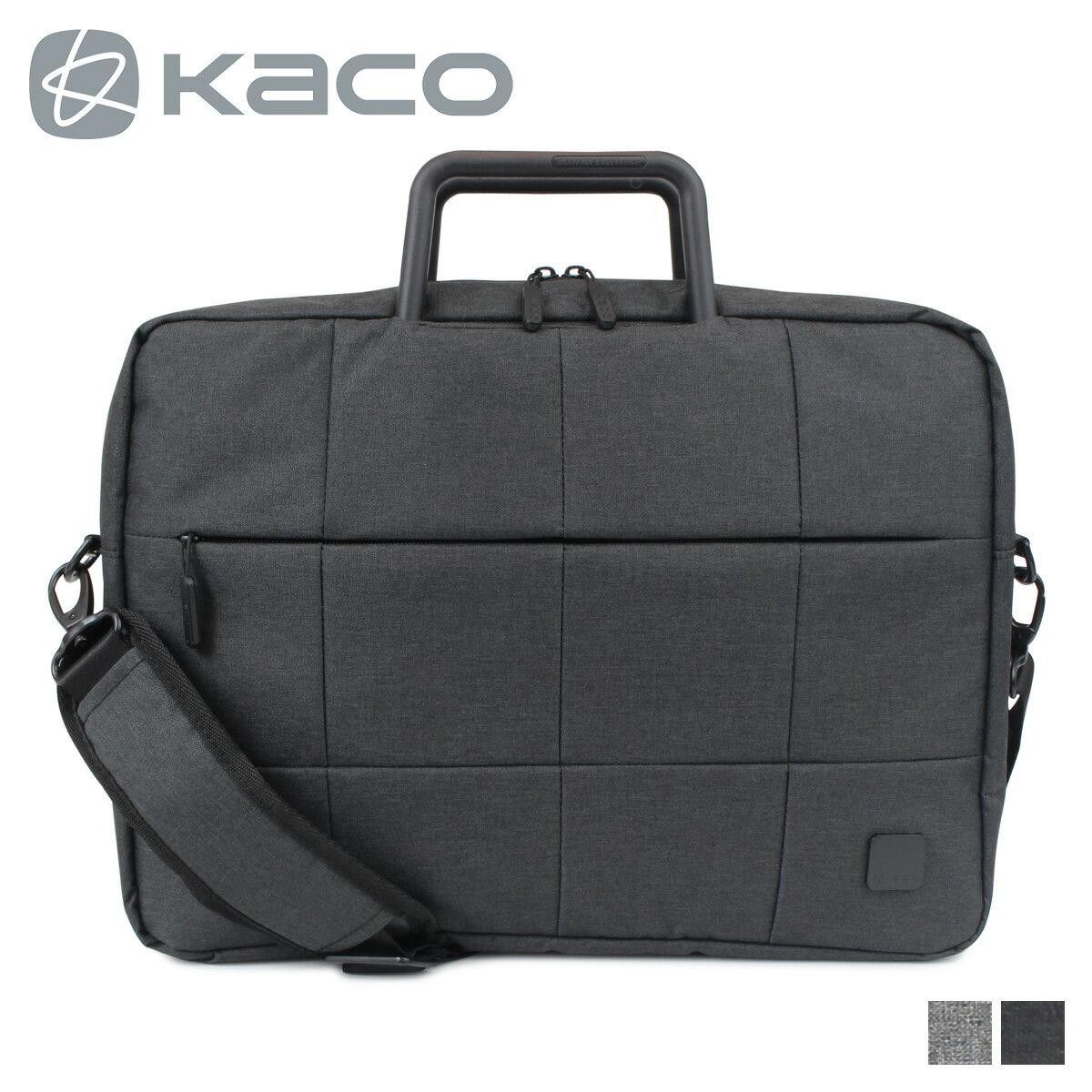 メンズバッグ, ビジネスバッグ・ブリーフケース 1000OFF KACO ALIO BUSINESS BAG K1211