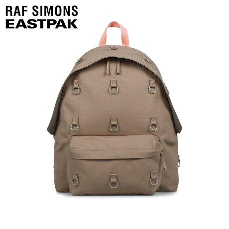 ラフ シモンズ RAF SIMONS イーストパック EASTPAK リュック バッグ バックパック パッド ループ メンズ レディース 30.5L PADDED LOOP コラボ グレー EK91E [10/7 新入荷]