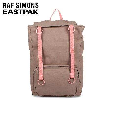 ラフ シモンズ RAF SIMONS イーストパック EASTPAK リュック バッグ バックパック トップロード ループ メンズ レディース 41.5L TOPLOAD LOOP コラボ グレー EK92E [10/7 新入荷]