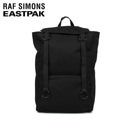 ラフ シモンズ RAF SIMONS イーストパック EASTPAK リュック バッグ バックパック トップロード ループ メンズ レディース 41.5L TOPLOAD LOOP コラボ ブラック 黒 EK92E [10/7 新入荷]