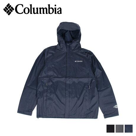 コロンビア Columbia ジャケット マウンテンパーカー ウォータータイト メンズ WATERTIGHT 2 ブラック グレー ネイビー 黒 1533891 [10/3 新入荷]
