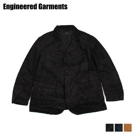 エンジニアドガーメンツ ENGINEERED GARMENTS ジャケット ベッドフォードジャケット メンズ BEDFORD JACKET ブラック ネイビー ブラウン 黒 19FD005 [10/7 新入荷]