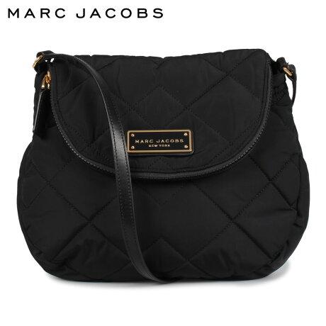 マークジェイコブス MARC JACOBS バッグ ショルダーバッグ レディース QUILTED NYLON MESSENGER BAG CROSSBODY ブラック 黒 M0011324 [予約 1月下旬 再入荷予定]