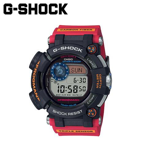 カシオ CASIO G-SHOCK 腕時計 GWF-D1000ARR-1JR フロッグマン FROGMAN 南極調査ROV コラボ ジーショック Gショック G-ショック メンズ レディース レッド [予約商品 10/18頃入荷予定 新入荷]