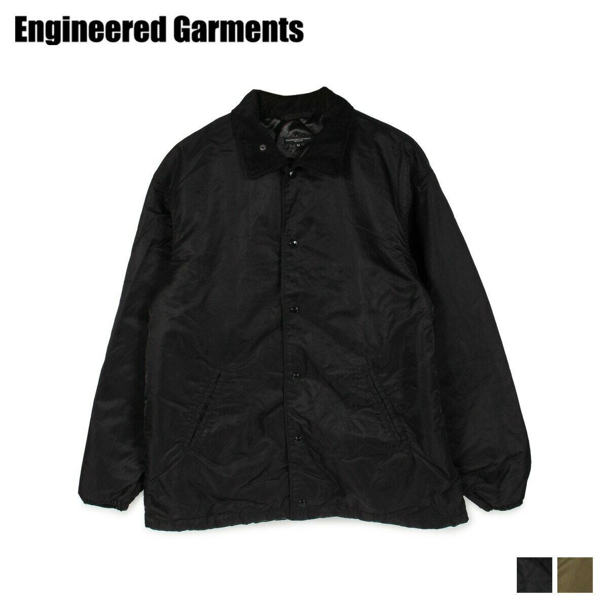 メンズファッション, コート・ジャケット  ENGINEERED GARMENTS GROUND JACKET 19FD017
