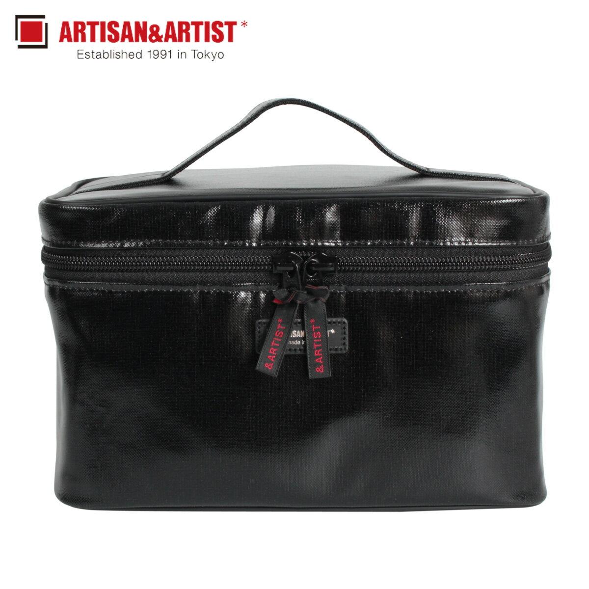 レディースバッグ, 化粧ポーチ 1000OFF ARTISANARTIST STANDARD VANITY 9WP-BV207
