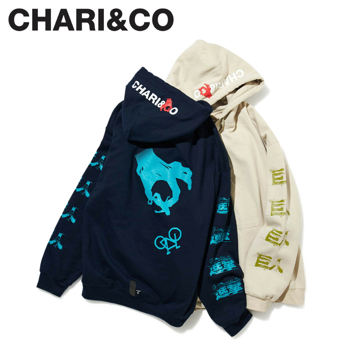 トップス, パーカー CHARICO ATTACK ON TITAN HOODIE SWEATS