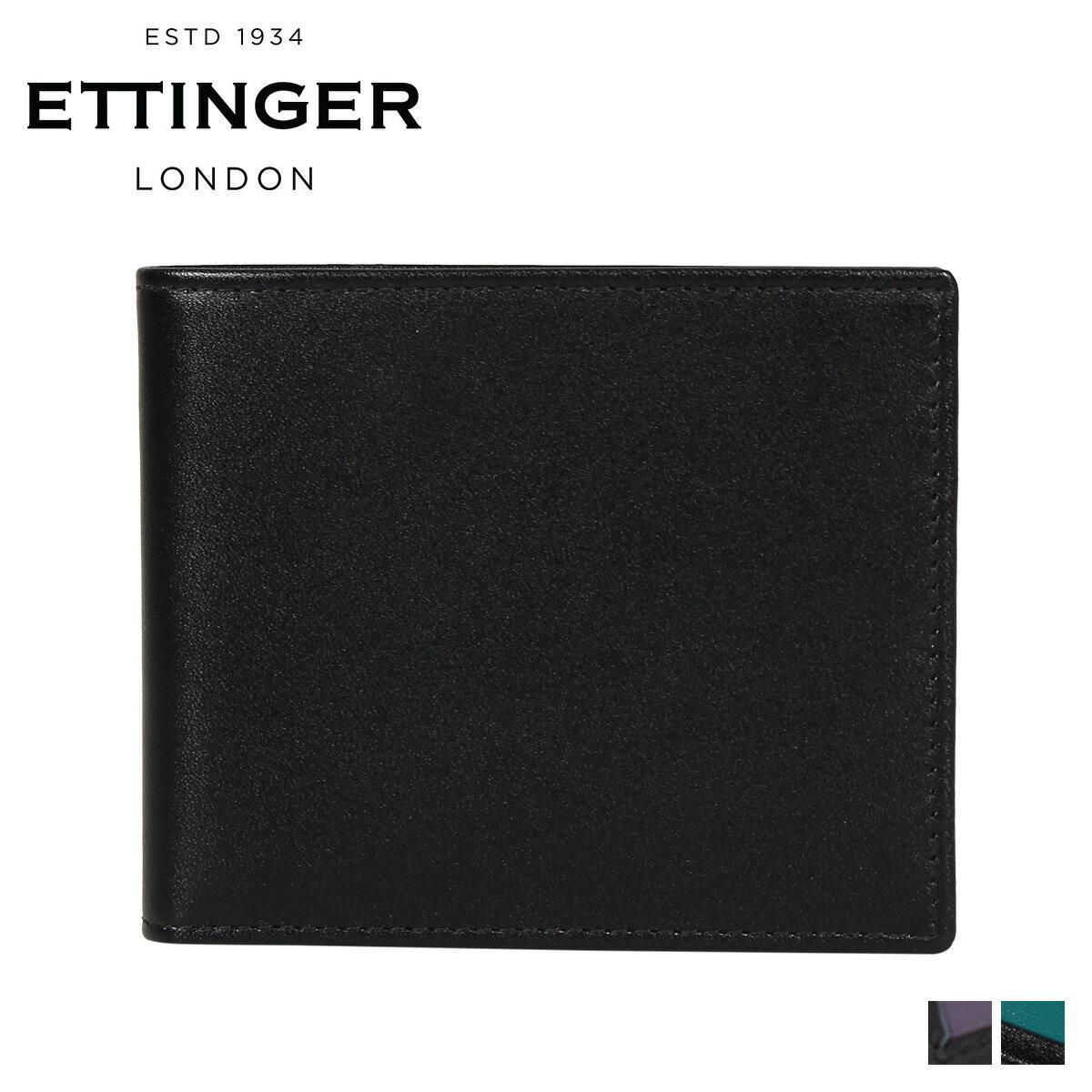 ETTINGER(エッティンガー)『【ST】BILLFOLD6C/C(ST030CJR)』