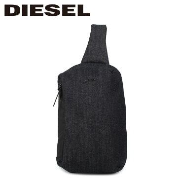 ディーゼル DIESEL バッグ ボディバッグ ショルダーバッグ メンズ D-SUBTORYAL DENIM MONO BACKPACK ネイビー X06607