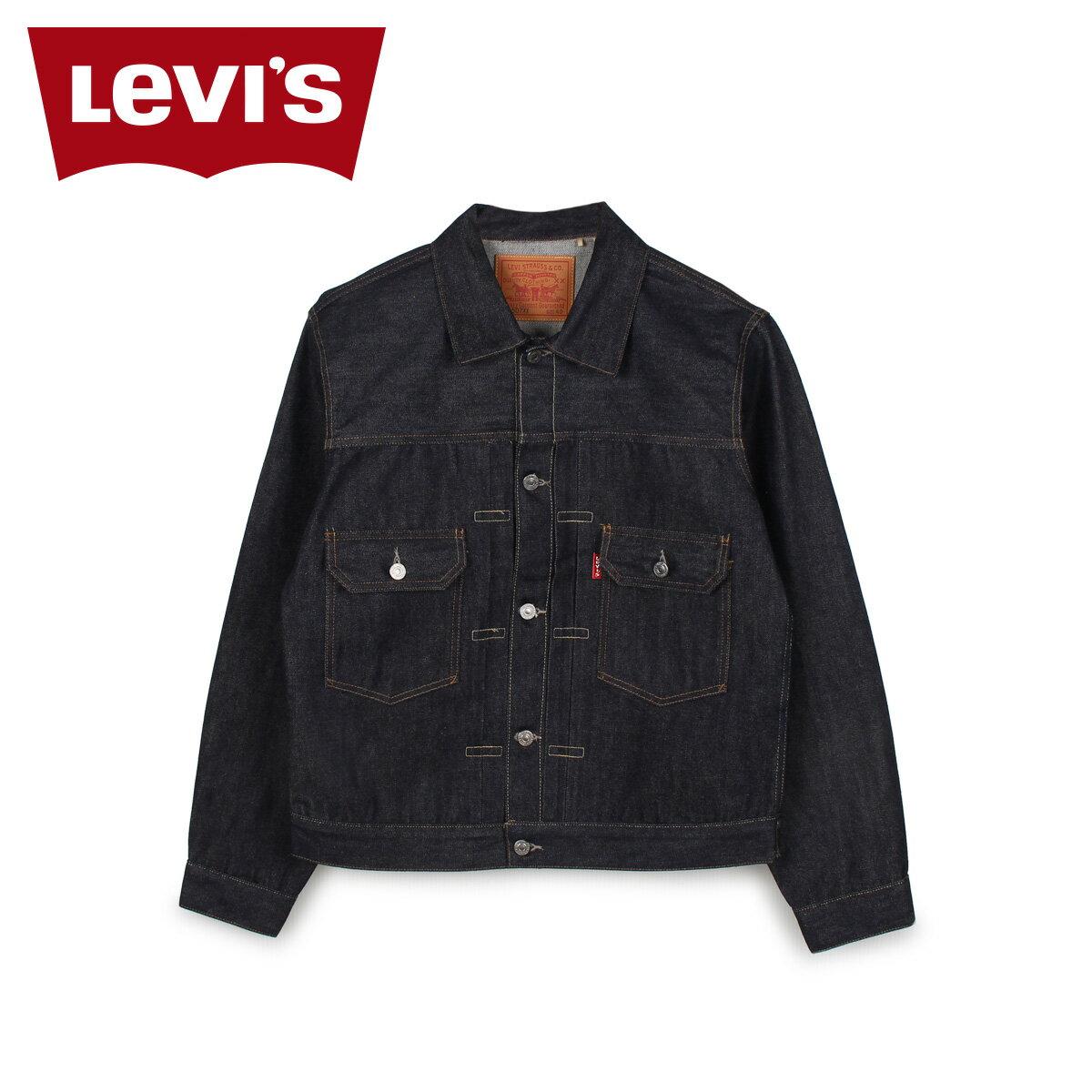 メンズファッション, コート・ジャケット 1000OFF LEVIS VINTAGE CLOTHING G 1953S TYPE2 TRUCKER JACKET LVC 70507-0062
