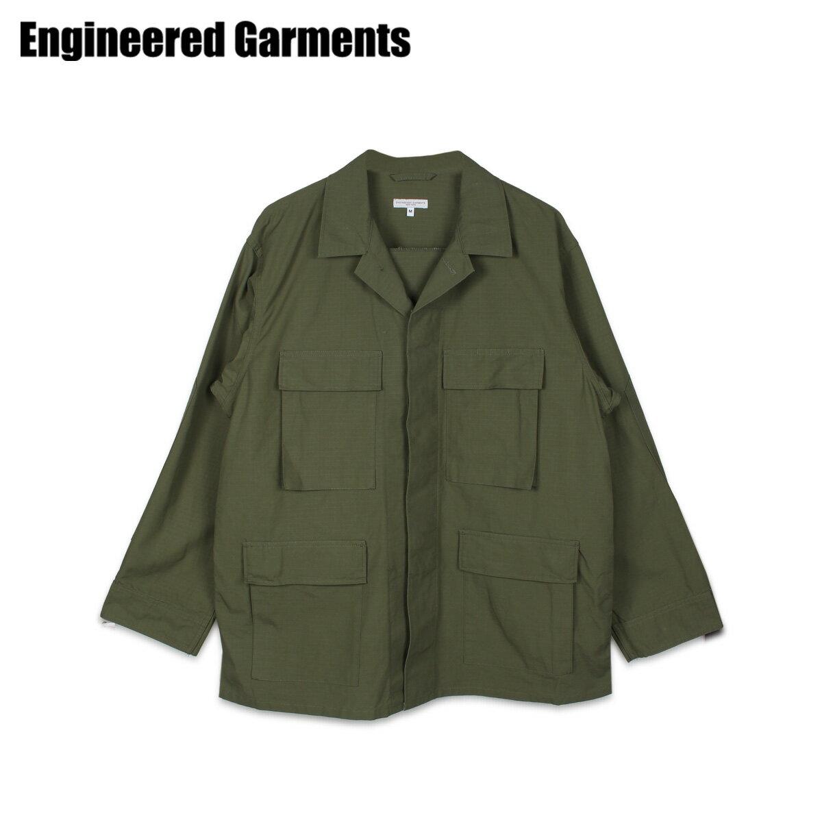 メンズファッション, コート・ジャケット 600OFF ENGINEERED GARMENTS BDU JACKET 20S1D002