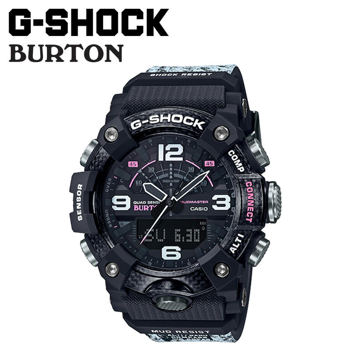 腕時計, 男女兼用腕時計 2000OFF CASIO G-SHOCK BURTON GG-B100BTN-1AJR