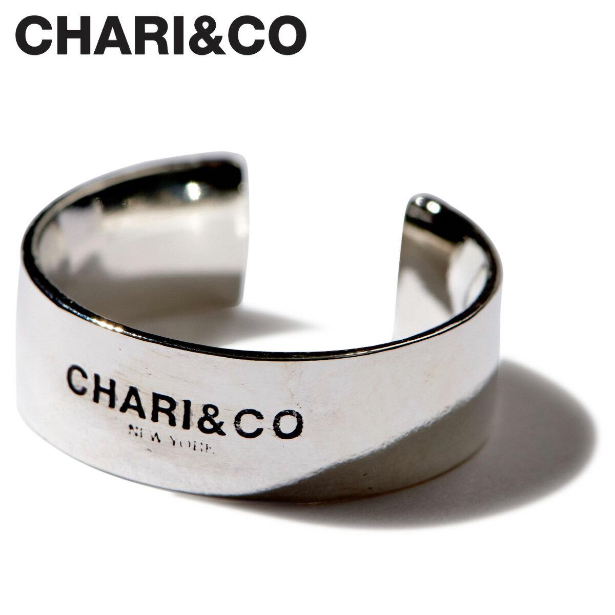 メンズジュエリー・アクセサリー, 指輪・リング 2000OFF CHARICO BOLD LOGO RING