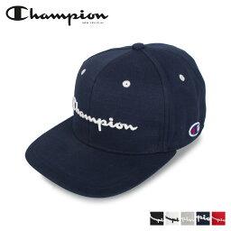チャンピオン Champion キャップ 帽子 メンズ レディース CAP ブラック ホワイト グレー ネイビー レッド 黒 白 581-003A