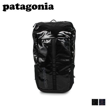 パタゴニア patagonia リュック バッグ バックパック ブラックホール メンズ レディース 撥水 25L BLACK HOLE PACK ブラック 黒 49297 [予約 2月上旬 追加入荷予定]
