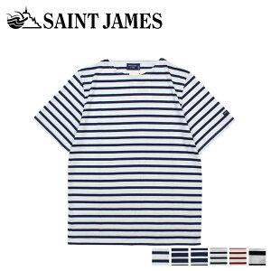 セントジェームス SAINT JAMES Tシャツ 半袖 ボーダー メンズ レディース [5/29 追加入荷]