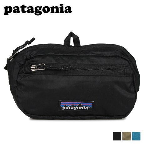 パタゴニア patagonia ウルトラライト ブラック ホール ミニ ヒップ パック バッグ ウエストバッグ ボディバッグ メンズ 撥水 1L ULTRALIGHT BLACK HOLE MINI HIP PACK ブラック 黒 49447 [予約 2月上旬 追加入荷予定]