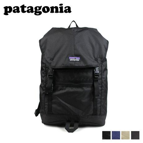 パタゴニア patagonia リュック バッグ バックパック メンズ レディース 25L ARBOR CLASSIC PACK ブラック ネイビー カーキ グレー 47958 [予約 2月上旬 追加入荷予定]