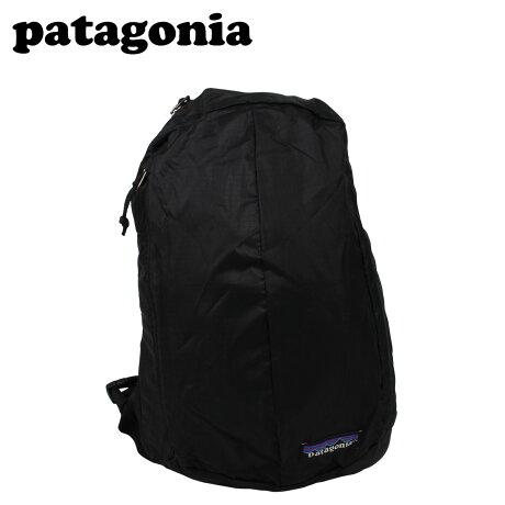 パタゴニア patagonia バッグ ボディバッグ ワンショルダー メンズ レディース 8L ULYRALIGHT BLACK HOLE SLING ブラック 黒 49020 [予約 2月上旬 追加入荷予定]