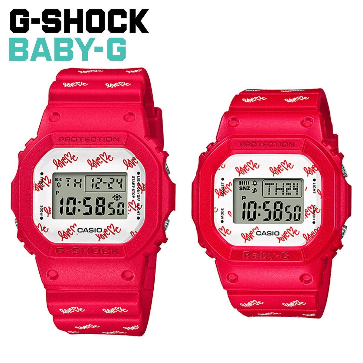 腕時計, ペアウォッチ 1000OFF CASIO LOV-20B-4JR G G