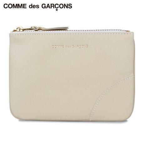 コムデギャルソン COMME des GARCONS ポーチ セカンドバッグ 小物入れ メンズ レディース CLASSIC オフホワイト SA8100 [予約 1月下旬 新入荷予定]