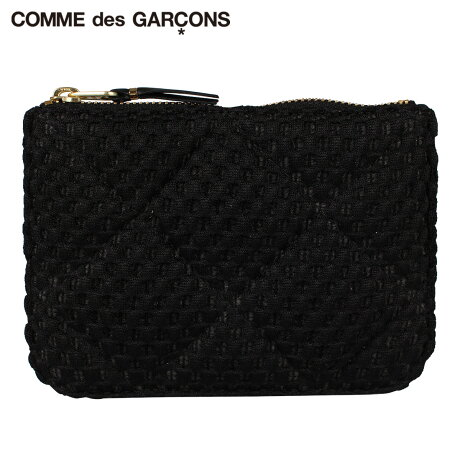 コムデギャルソン COMME des GARCONS 財布 コインケース 小銭入れ メンズ レディース FAT TORTOISE ブラック 黒 SA8100FT [予約 1月下旬 新入荷予定]