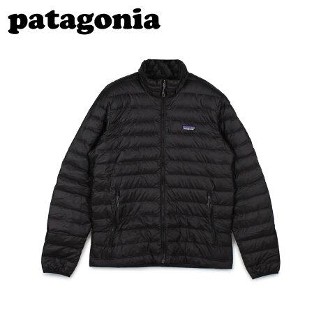 パタゴニア patagonia ダウンジャケット ライトダウン アウター メンズ 防寒 DOWN SWEATER ブラック 黒 84674
