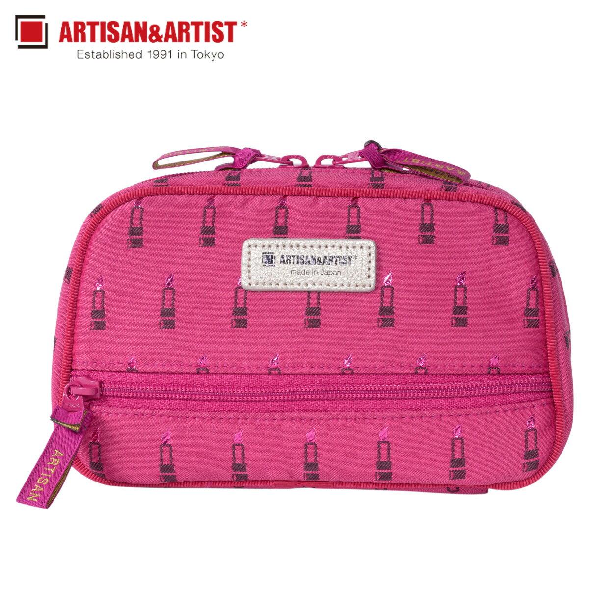 レディースバッグ, 化粧ポーチ 2000OFF ARTISANARTIST SUB POUCH 1WP-LI117
