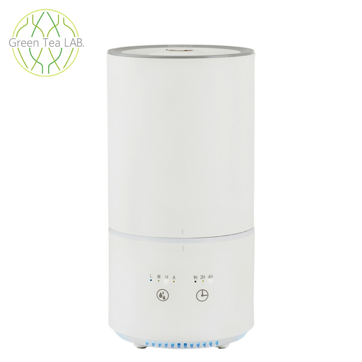 季節・空調家電, 加湿器 1000OFF Green Tea LAB. 1L KNA88078
