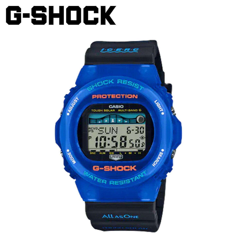 腕時計, 男女兼用腕時計 1000OFF CASIO G-SHOCK G-LIDE GWX-5700K-2JR Love The Sea And The Earth