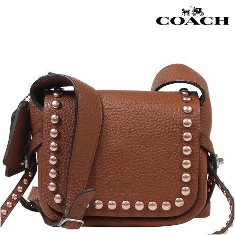 コーチ COACH バッグ ショルダーバッグ レディース ブティック商品 35750 サドル