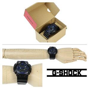 カシオCASIOG-SHOCK腕時計GA-110CB-1AJFGショックGSHOCKブラックブルーメンズレディース[1/19新入荷]