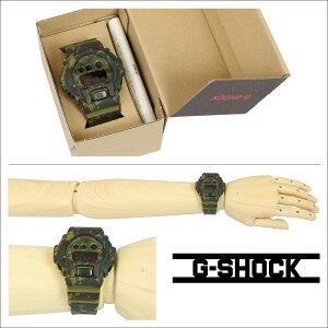 カシオCASIOG-SHOCKメンズCAMOUFLAGESERIESGD-X6900MC-3JR腕時計Gショックカーキカモ[7/31新入荷]