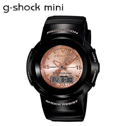 [SOLD OUT] カシオ CASIO g-shock mini 腕時計 GMN-50-1B3JR ブラック ブロンズ ジーショック ミニ...