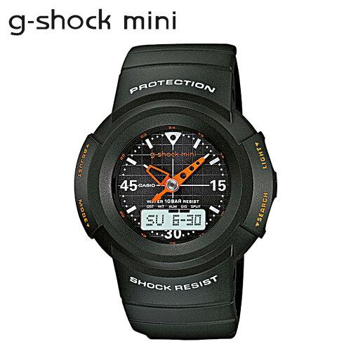 [SOLD OUT] カシオ CASIO g-shock mini 腕時計 GMN-50-3B2JR ダークグリーン ジーショック ミニ G...