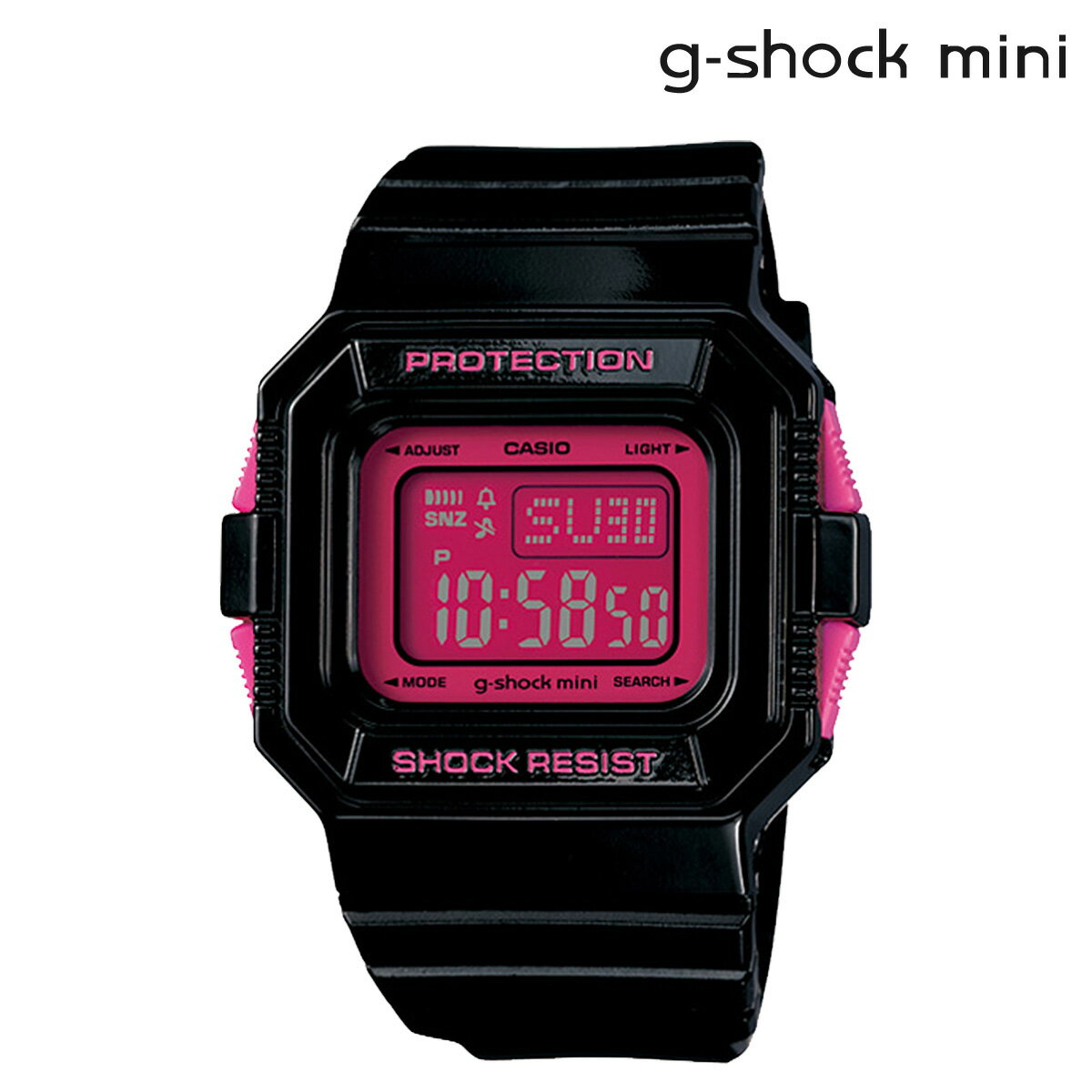 腕時計, レディース腕時計 2000OFF CASIO g-shock mini GMN-550-1BJR G G-